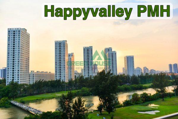 Cho thuê căn hộ Happy Valley