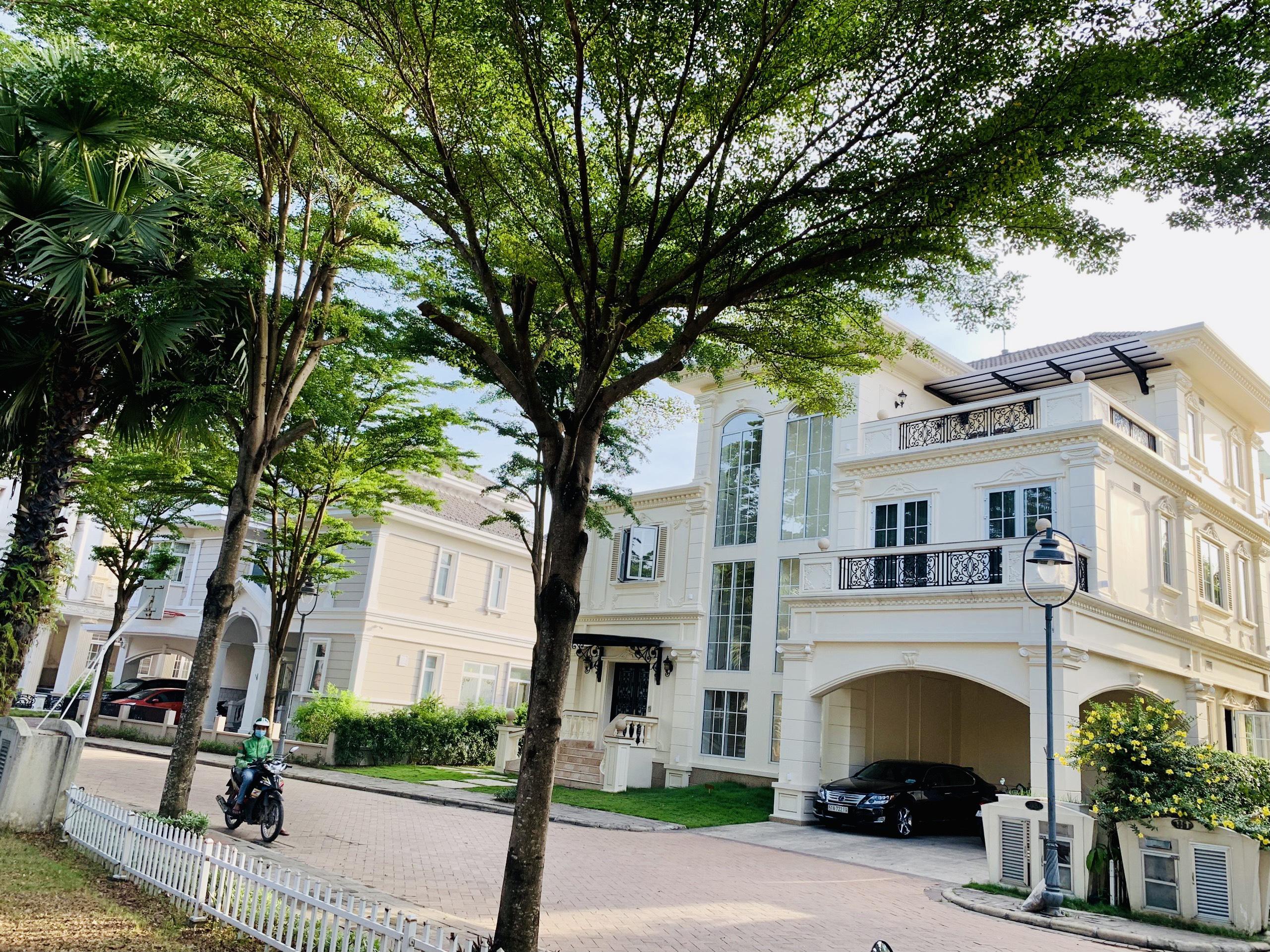 chateau villa phu my hung