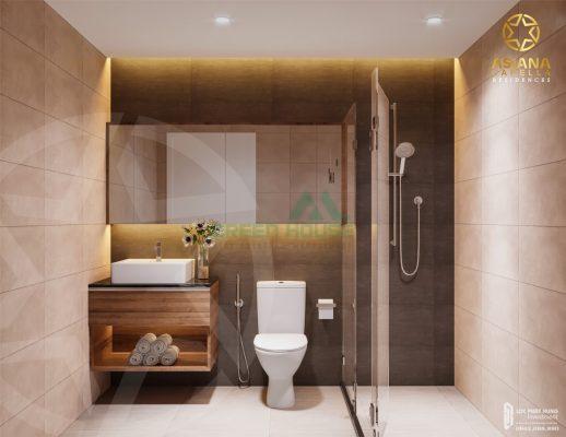 Mẫu Thiết Kế Toilet