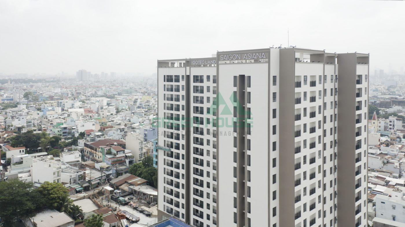 Dự án Saigon Asiana