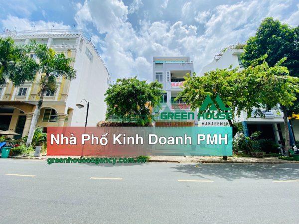 cho thue nha pho phu my hung