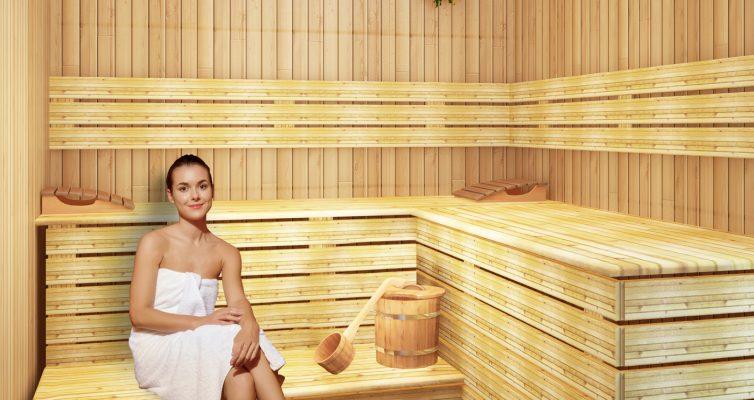Phòng Sauna