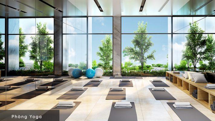 phòng yoga midtown m7