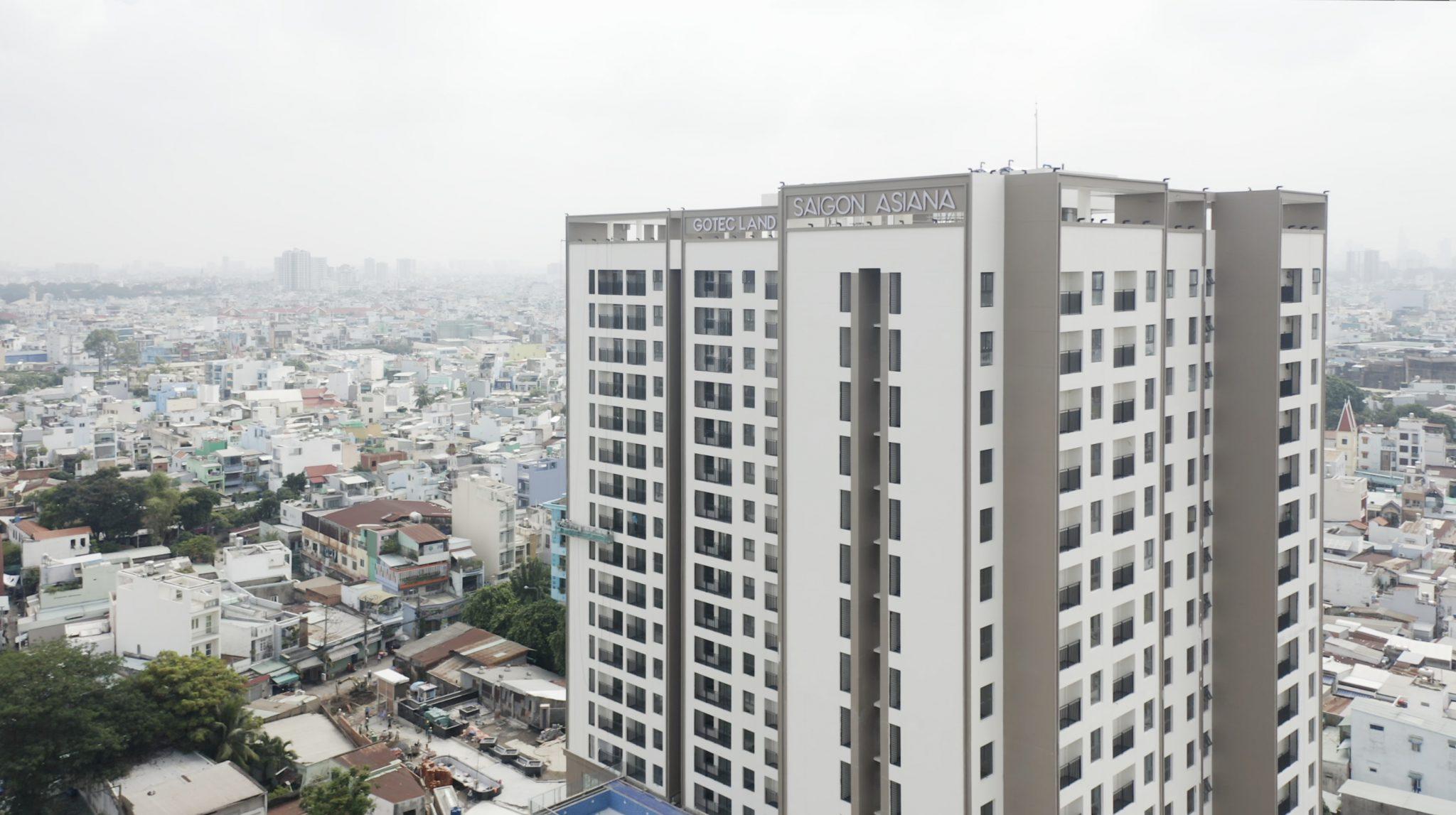 Dự Án Saigon Asiana Quận 6